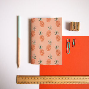 Pineapple A6 Notebook
