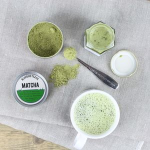 Super Matcha Green Tea With Acai And Blueberry - wellness guru