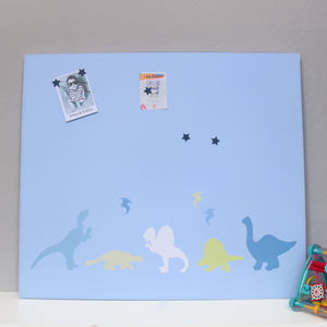 Giant Dinosaur Magnetic Noticeboard