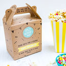 Party Bag Popcorn Kit