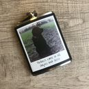 Personalised Photo Upload Hip Flask