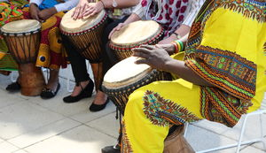 African Drumming Family Fun Experience - experience gifts