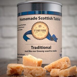 Three X Tinned Traditional Scottish Tablet