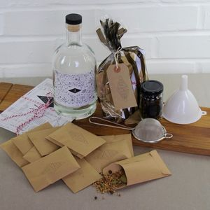 Make Your Own Gin Kit Connoisseur Edition - drink kits