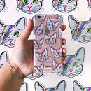 Meowie iPhone Case