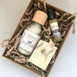 Lavender Gift Box - gift sets