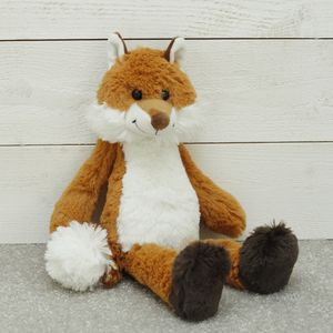 Cuddly Soft Plush Fox