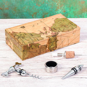 Wine Accessories Adventure Gift Box - christmas