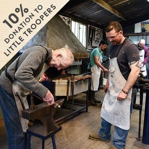 Blacksmithing With The Family At Oldfield Forge - gifts from younger children