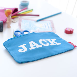 Personalised Pencil Case - stocking fillers for babies & children