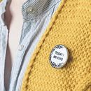 Today I Am Kind Enamel Lapel Pin Badge