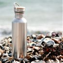 Reusable Sustainable Steel Water Bottle