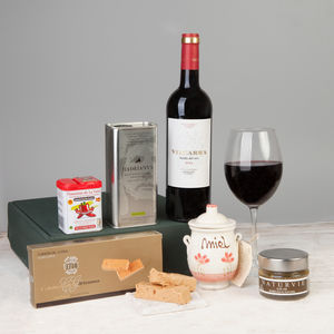 The Valencia Spanish Hamper