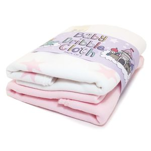 New Baby Gift Pack Of Fairy Dribble Cloth's - bibs