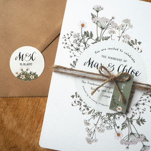 Summer Meadow Stationery Range
