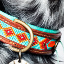 Dog With A Mission Zuni Beaded Collar