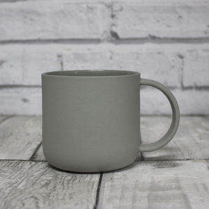 Handmade Ceramic Mug - mugs