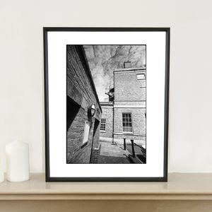 Geometry, Toilets King's Lynn Photographic Art Print