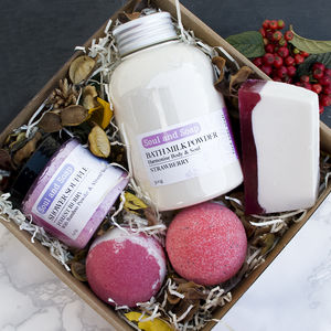 Berry Good Bathing Treat Gift Set - bath & shower