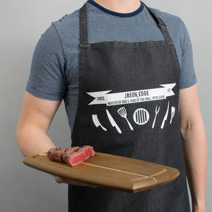 Bbq Tools Personalised Apron - new in home