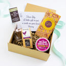 Chocolate And Treats Birthday Gift Box