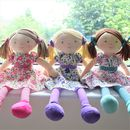 Personalised Rag Doll Fran, Katy And Peggy