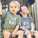 Big Bro, Lil Bro T Shirt Set