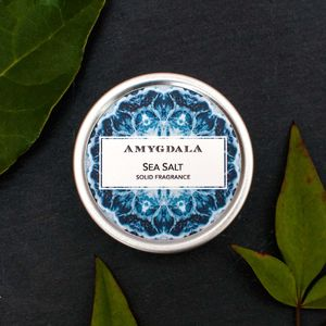 Sea Salt Solid Perfume - fragrance