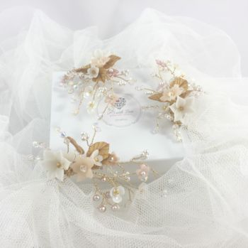 Casia Bridal Hair Pins