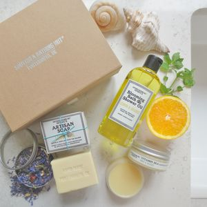 Citrus Perfect Pamper Gift Set