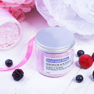 Forest Berry Shower Gel Soufflé