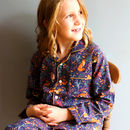 Personalised Children's Woodland Pyjamas
