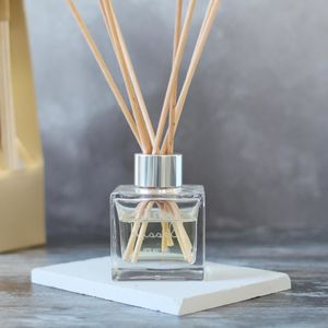 Personalised Diffuser, Mr And Mrs - candles & home fragrance