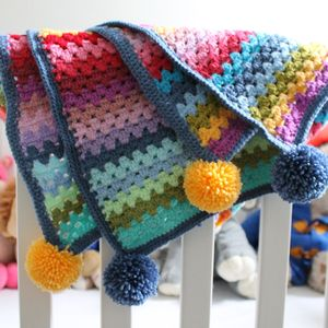 Beginners Crochet Granny Stripes Workshop - experiences