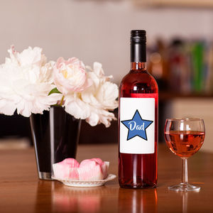 Star 'Dad' Rose Wiine - wines, beers & spirits