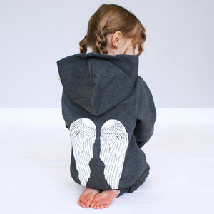 Personalised Angel Children's Onesie