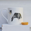 Sheep Dog Mug