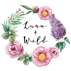 Luna and Wild Logo
