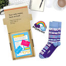 Womens Monthly Sock Subscription