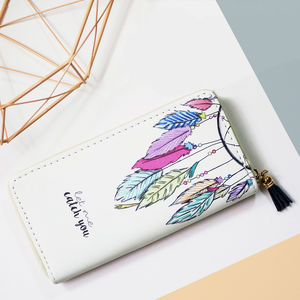 Personalised 'Dream Catcher' Purse Wallet