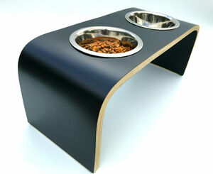 Raised Dog Bowls Available In Various Colours / Sizes