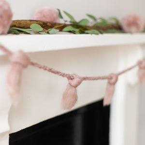 Tassel Garland - home accessories