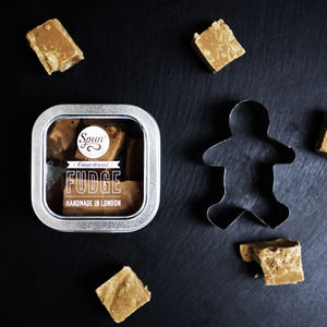 Gingerbread Fudge - chocolates & confectionery