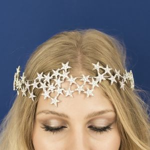Star Halo Crown - festival season