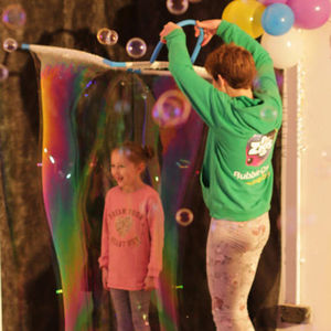 Giant Bubble 'In A Bubble' Kit - outdoor toys & games