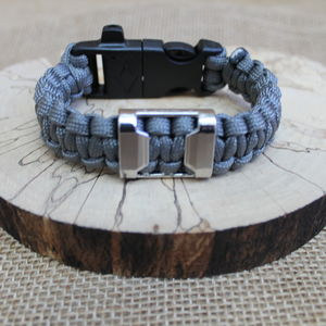 Survival Bracelet With Bottle Opener