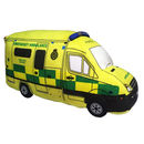 British Ambulance Soft Toy