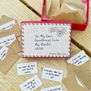 12 'Reasons Why I Love You' Mini Love Letters