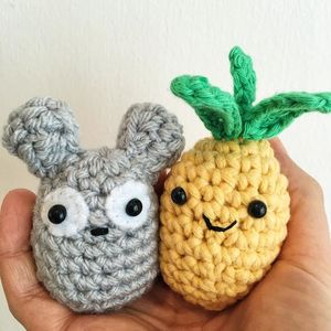Amigurumi Crochet Workshop For Beginners - experiences