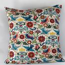 Dove Scandi Cushion Cover